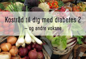 diabeteskost tipo 2