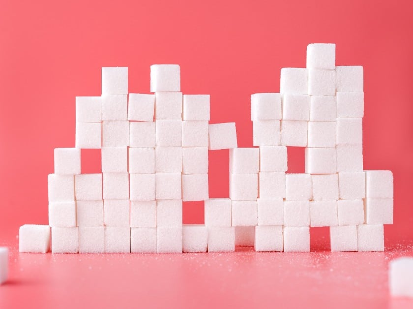 Når du spiser sukker, er der noget du får – og noget du ikke får